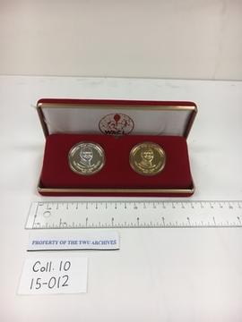 WACL Coin Set