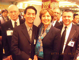 Delegation to China with BC's Premier