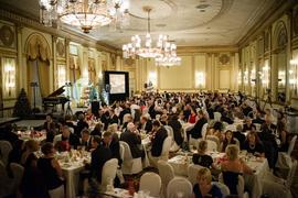 Christmas in the City fundraising gala