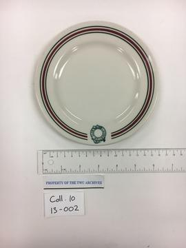 Laurentian Club Plate - Small