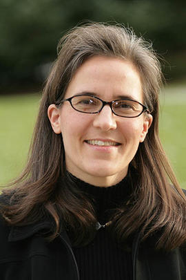 ACTS staff member Laurel Archer