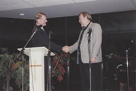 Don Page with Phil Wiebe