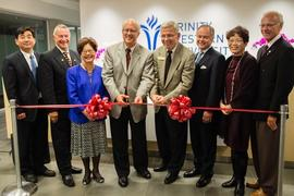 September 17 Ribbon-cutting at TWU Richmond