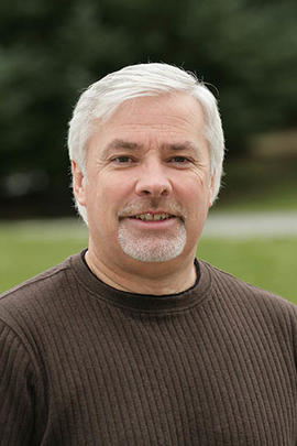 ACTS faculty member Jim Lucas