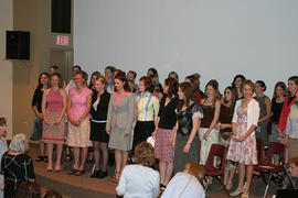 Nursing class of 2004 - pinning ceremony