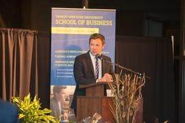 School of Business Alumni Evening