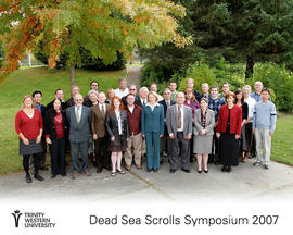 Dead Sea Scrolls Symposium