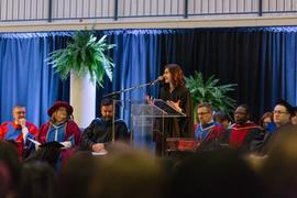 School of Graduate Studies graduation