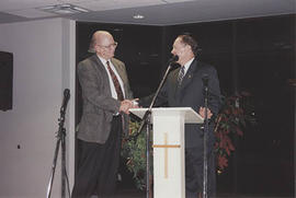 Deane Downey with Neil Snider