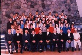 1965 TWU Staff and Faculty.