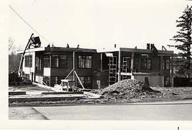 Construction of the Mattson Centre