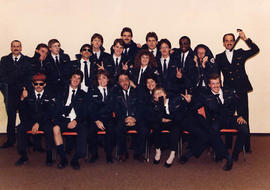 Aviation Graduates of 1986