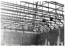 Construction of the gymnasium