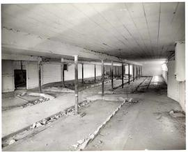 Interior of Seal Kap dairy barn