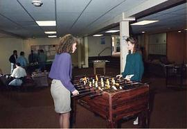 Two prospective students during Insight 88