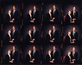 Neil and Marlie Snider - contact sheet