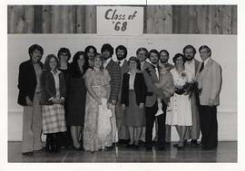 Graduate students of '68