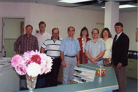 TW Seminary staff and administrators