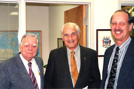 David Twiest and Robert N. Thompson with Peter Stursberg