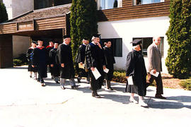 Faculty Processional