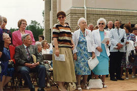 Fosmark Centre Grand Opening, July 1993