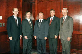 ACTS Seminary Presidents
