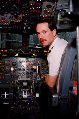 First Officer Stopforth
