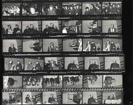 Contact sheet for graduation