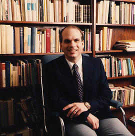 ACTS Faculty member Vern Steiner