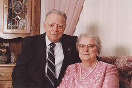 Bob and Evelyn Thompson